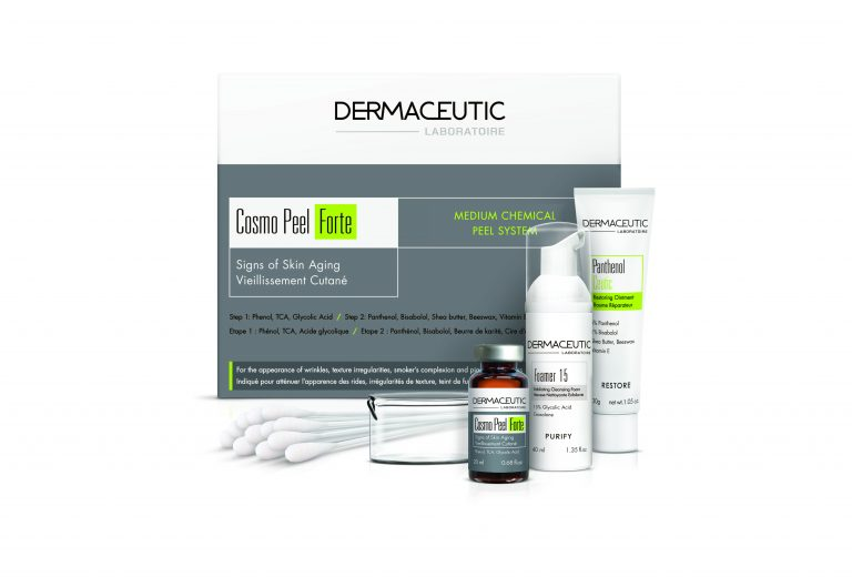 COSMO PEEL FORTE_Pack complet face